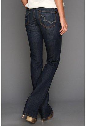 Big Star Hazel Mid Rise Slim Bootcut Jean in 3 Year Dust (3 Year Dust) - Apparel