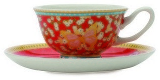 Maxwell & Williams Cashmere Enchante Veronique Royale Demi Cup & Saucer