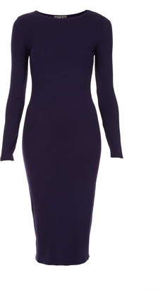 Topshop Petite Midi Bodycon Dress