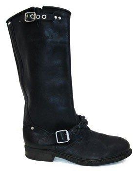 "Golden Goose Biker Boots"" Black Boots"