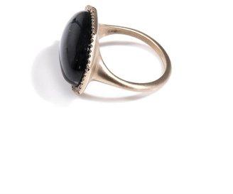 Monique Péan Diamond, jade & white gold ring
