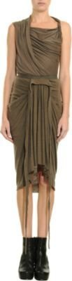 Rick Owens Drawstring Skirt