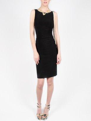 Jet Set Kamali Kulture Sleeveless Shirred Waist Dress