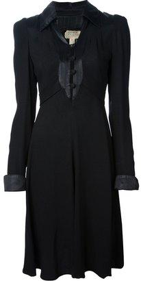 Ossie Clark Vintage 1970s 'Radley' dress