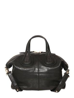 Givenchy Mini Nightingale Zanzi Leather Bag