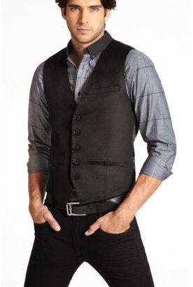 GUESS Noah Corduroy Vest