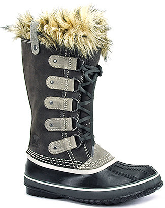 Sorel Joan of Arctic - Grey Weather Proof Boot