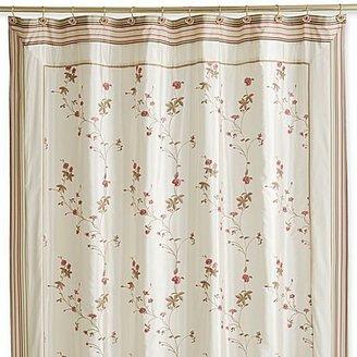 Croscill Classics® Rose Garden Shower Curtain Natural