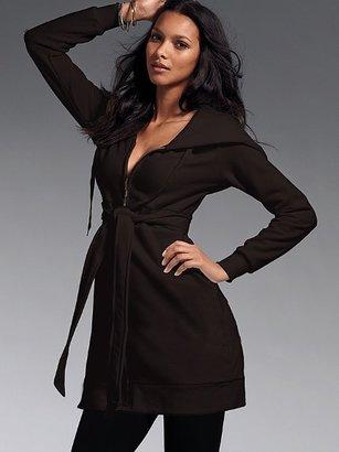 Victoria's Secret Fleece Hooded Jacket