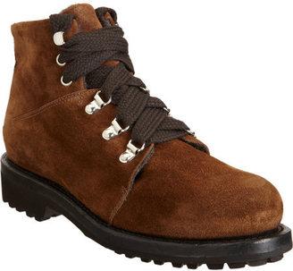 Barneys New York CO-OP Lined Hidden Wedge Boot