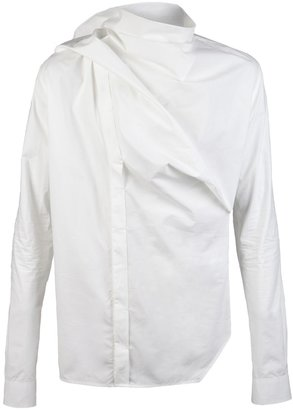 Rick Owens Wrapped shirt
