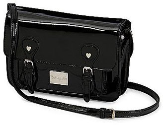 Betseyville by Betsey Johnson Neon Patent Crossbody Bag