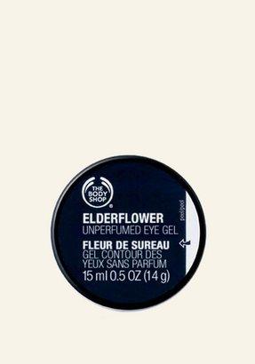 The Body Shop Elderflower Cooling Eye Gel
