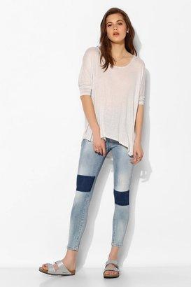 Just Female Peg Patch Skinny Jean