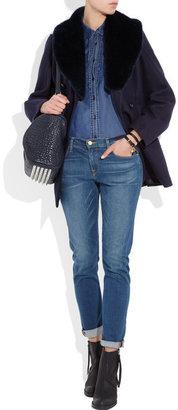 Vivienne Westwood Soma wool-blend felt coat