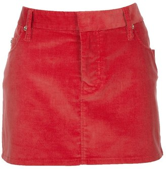 DSquared DSQUARED2 fitted denim skirt