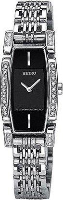 Seiko Women's SUJC51 Diamond Watch $185 thestylecure.com