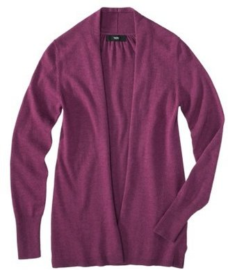 Ultrasoft Mossimo® Women's Open Front Cardigan - Assorted Colors