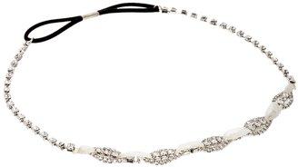 Asos Chiffon Rhinestone Headband