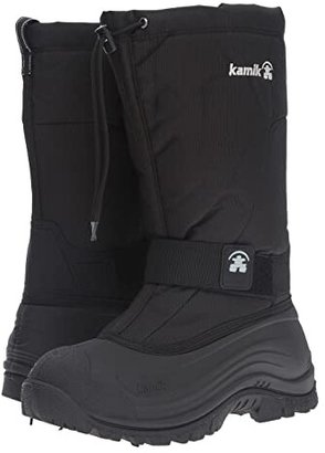 Kamik Greenbay 4 (Black) Men's Cold Weather Boots