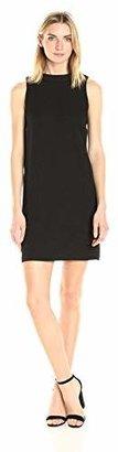 Kensie Women's Textured Dot Dress $79 thestylecure.com