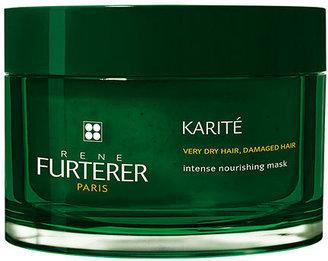 Rene Furterer KARITE intense nourishing mask 6.9 oz (204 ml)