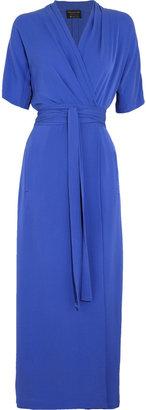 Diane von Furstenberg Glenis silk-crepe maxi dress
