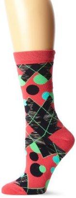 Ozone Women's Bubblegyle Sock