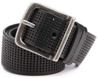 Bill Adler Men's Perforated Belt