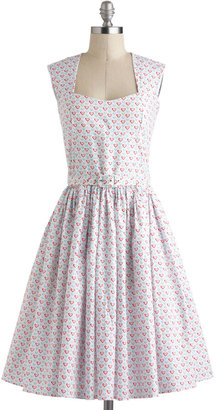 Dexter Bernie Little Hearts on the Prairie Dress