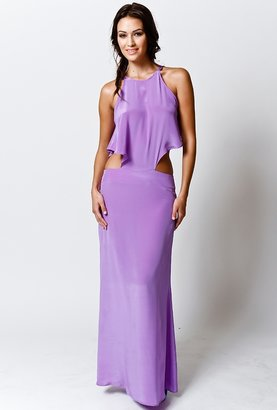Boulee Cynthia Maxi Dress in Orchid