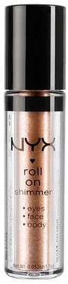 NYX Roll On Face & Body Shimmer