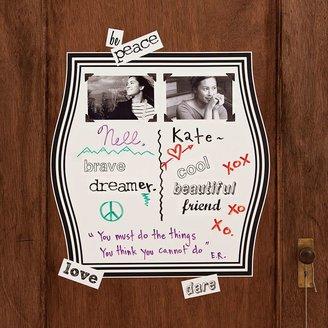 STUDY Roommate Door Sign Decal