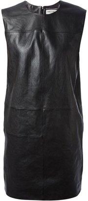 Saint Laurent seam detailed dress