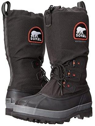 Sorel Bear XT (Black) Men's Cold Weather Boots