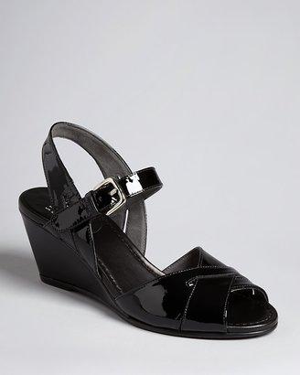 Stuart Weitzman Wedge Sandals - Halley