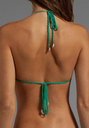 Indah Crochet Shell Bikini Set