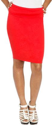 Arden B High Waist Pencil Skirt