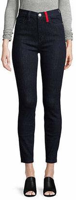 Current/Elliott CURRENT ELLIOTT Ultra High-Rise Skinny Jeans