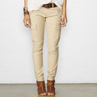 Denim & Supply Ralph Lauren Skinny Freedom Cargo Pant