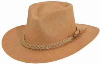 Scala Panama Straw Outback Hat