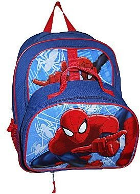 Spiderman Backpack with Lunch Kit