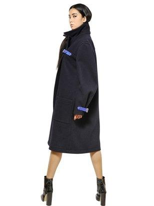 Christopher Kane Wool Felt Coat