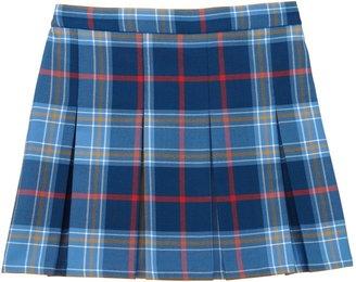 Unbranded Sancton Wood School Junior Girls' Tartan Skirt