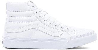 Vans SK8-Hi Slim Sneaker $60 thestylecure.com