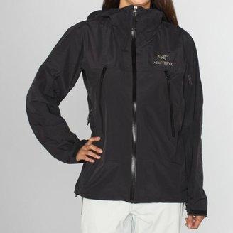 Arcteryx Arc'teryx Women's 'Alpha SL' Black Ski Jacket $254.99 thestylecure.com