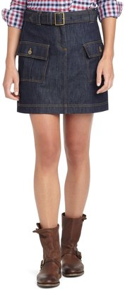 Brooks Brothers Denim Skirt