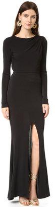 Rachel Zoe Long Sleeve Gown $395 thestylecure.com