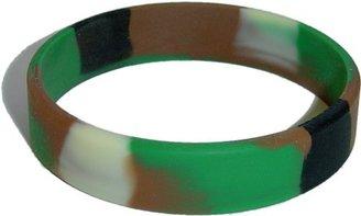 Camo Child Size Wristband for Kid One Camouflage Bracelet