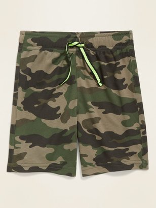 Old Navy Camo Print Mesh Shorts for Toddler Boys